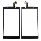 Acer Liquid Z500 - Front Glass Digitizer Black