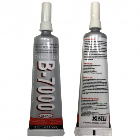 Multi-functional Adhesive B7000 15ml