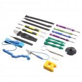 19 in 1 Screwdriver Spudger Opening Repair Tool Kit