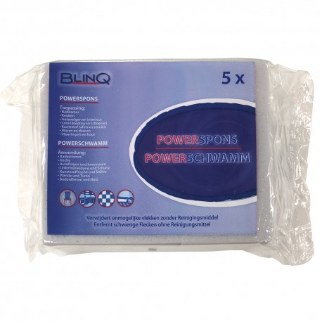 BlinQ - Powerspons 5x