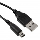 1m USB Power Charging Data Cable Nintendo 3DS 2DS DSi XL