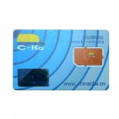 C-KA - Universal Activation Sim Card for iPhone