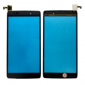 Alcatel One Touch Idol 3 (4.7) OT6039/A/K/Y - Front Glass Digitizer Black