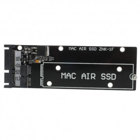 Apple MacBook Air - SSD Convert to 3.5&quot  SATA 5V 3.3V Converter with Screws